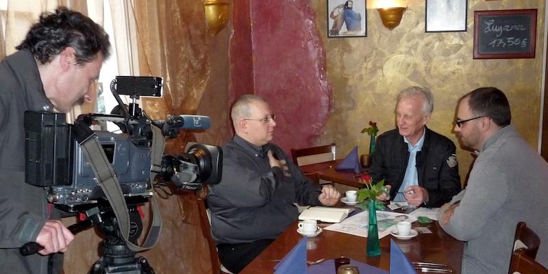 """Interview des Hessischen Fernsehen """"hr"""""""
